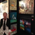 Tunbridge Wells International Art Fair 2016 Anna-Marie Buss