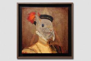 Sir Francis Drayke by Anna-Marie Buss