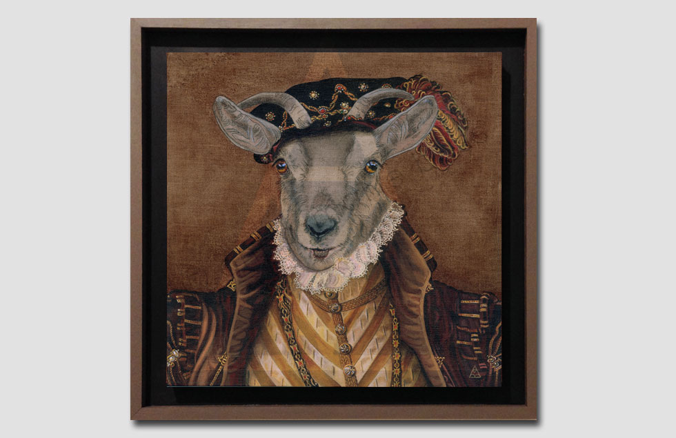 Lord William Pettigoat by Anna-Marie Buss