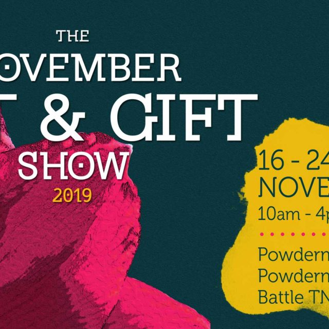November Art & Gift Show 2019 Battle, East Sussex